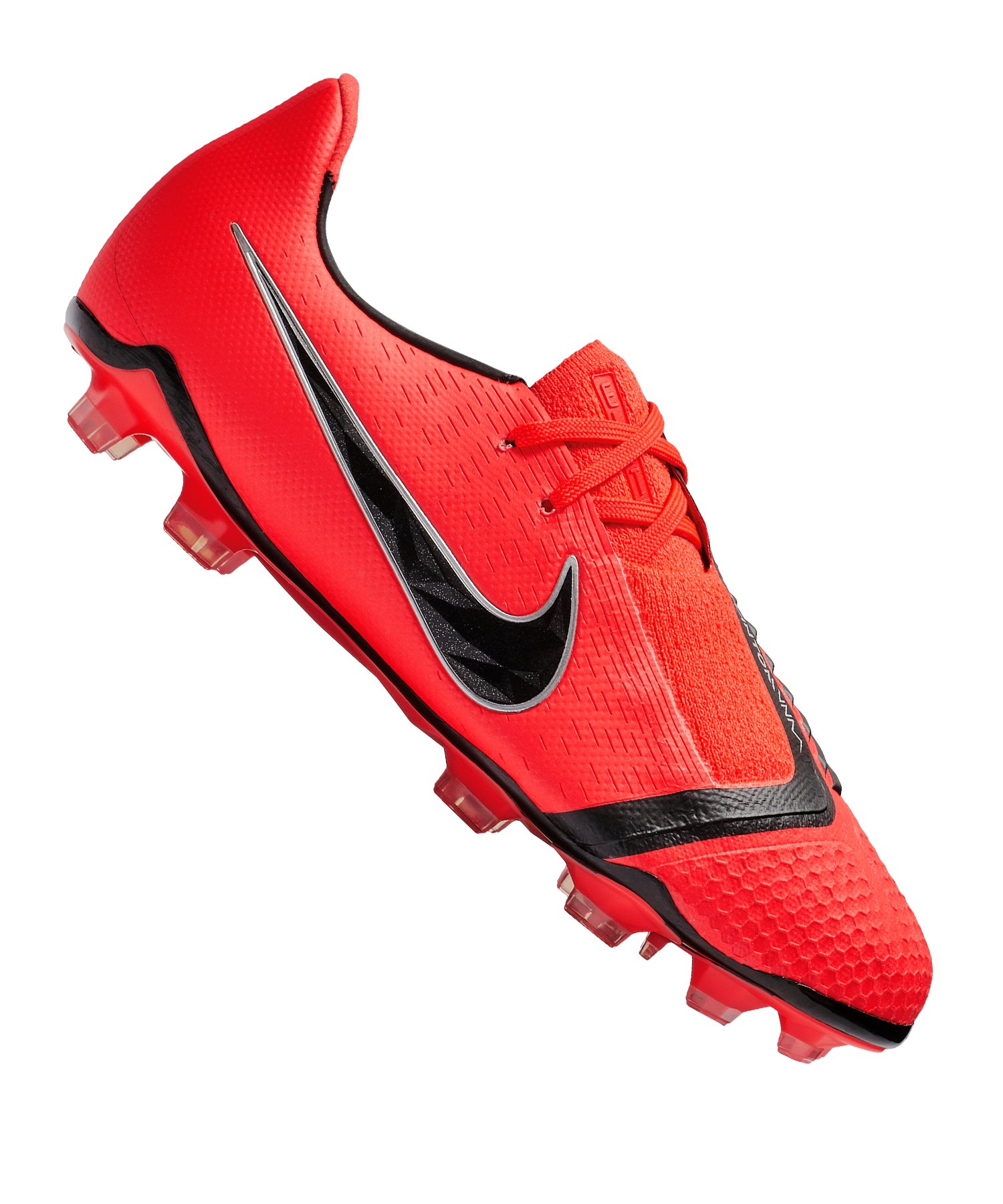 Nike Jr Phantom Venom Elite FG Kids Rot F600 - rot