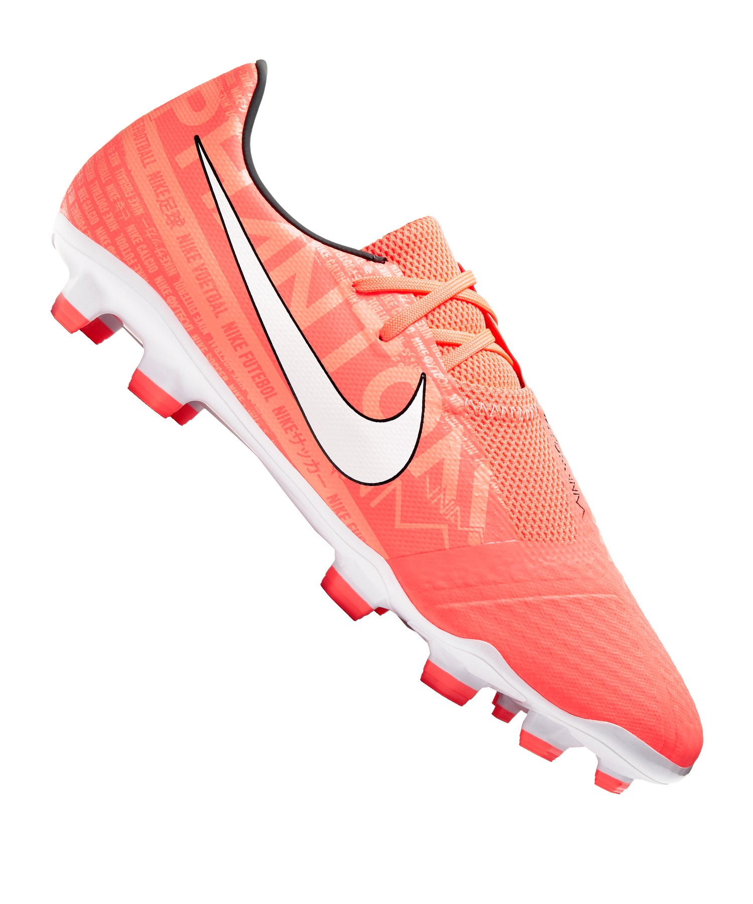 Nike Phantom Venom Academy FG Orange F810 - orange