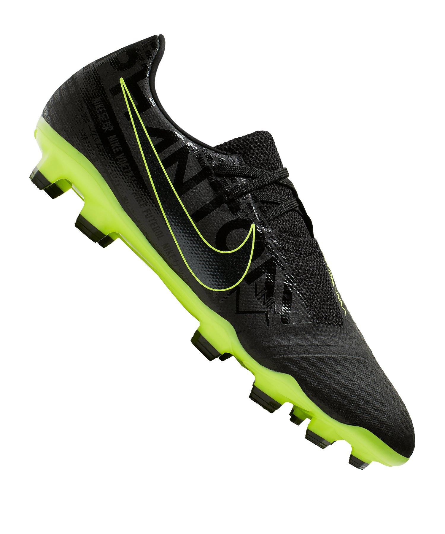Nike Phantom Venom Academy FG Schwarz F007 - schwarz