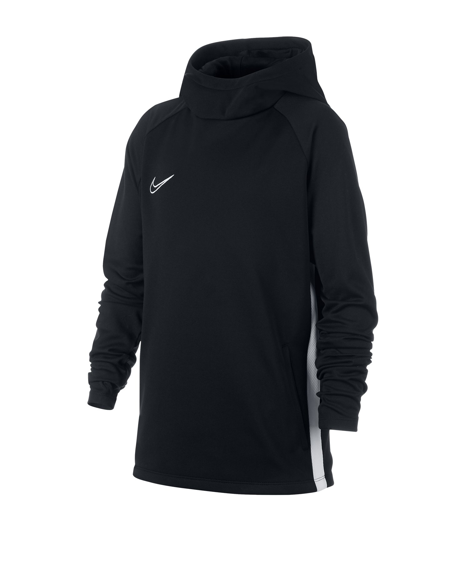 Nike Dri-FIT Academy Kapuzensweatshirt Kids F010 - schwarz