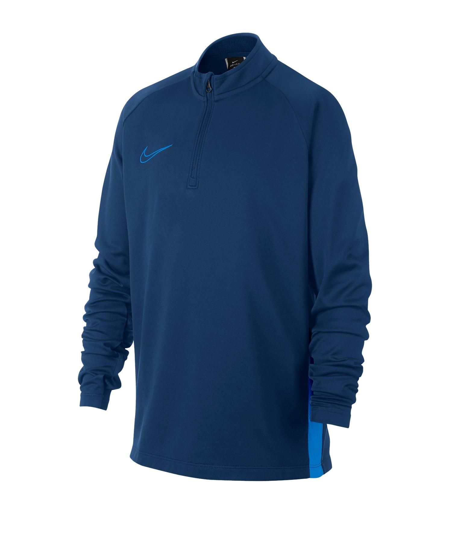 Nike Dry Academy Drill Top Kids Blau F407 - blau