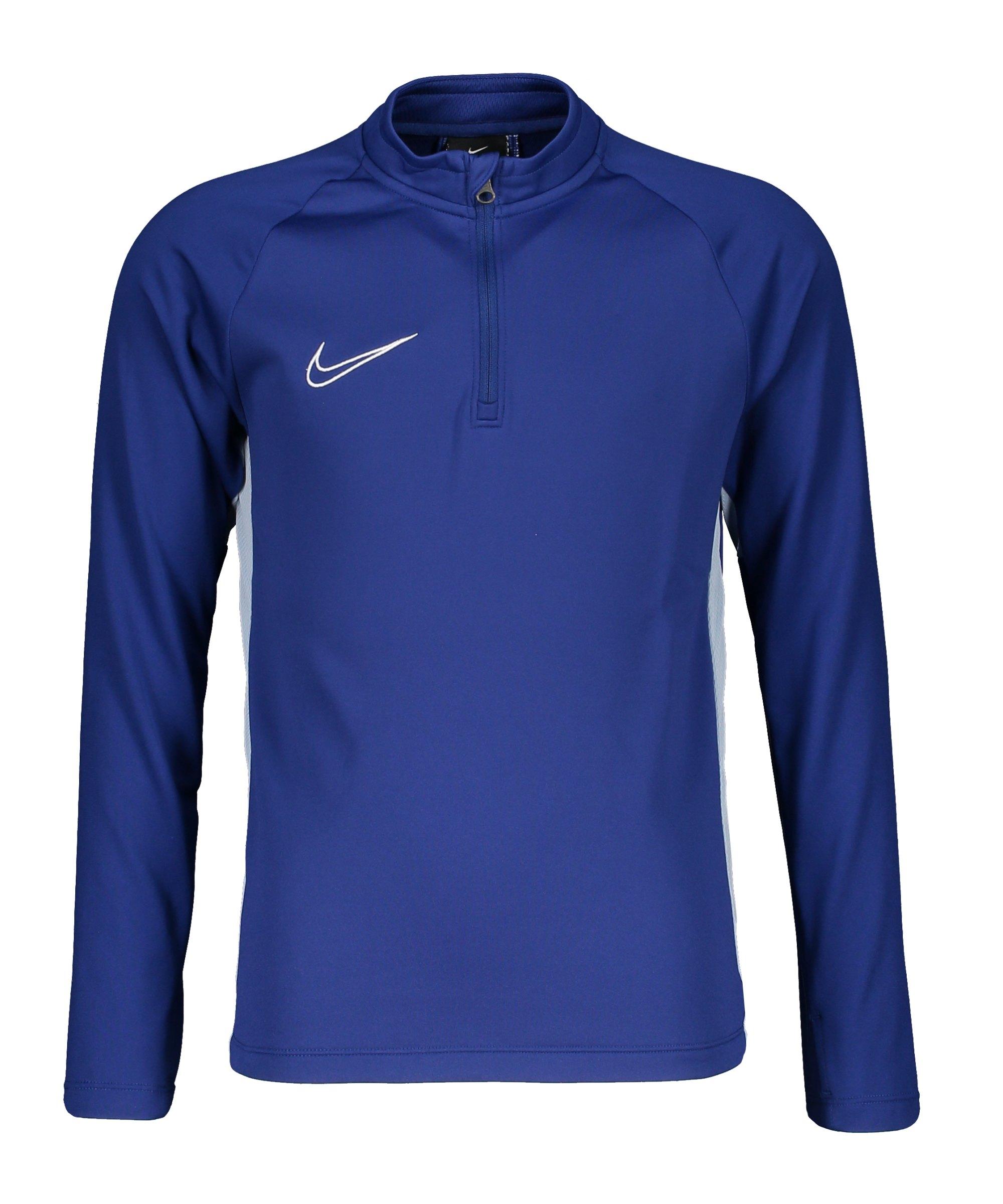 Nike Dry Academy Drill Top Kids Blau F455 - blau