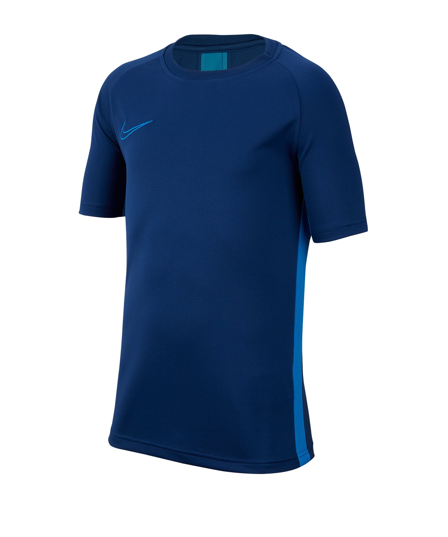 Nike Academy Dri-FIT Top T-Shirt Kids Blau F407 - blau