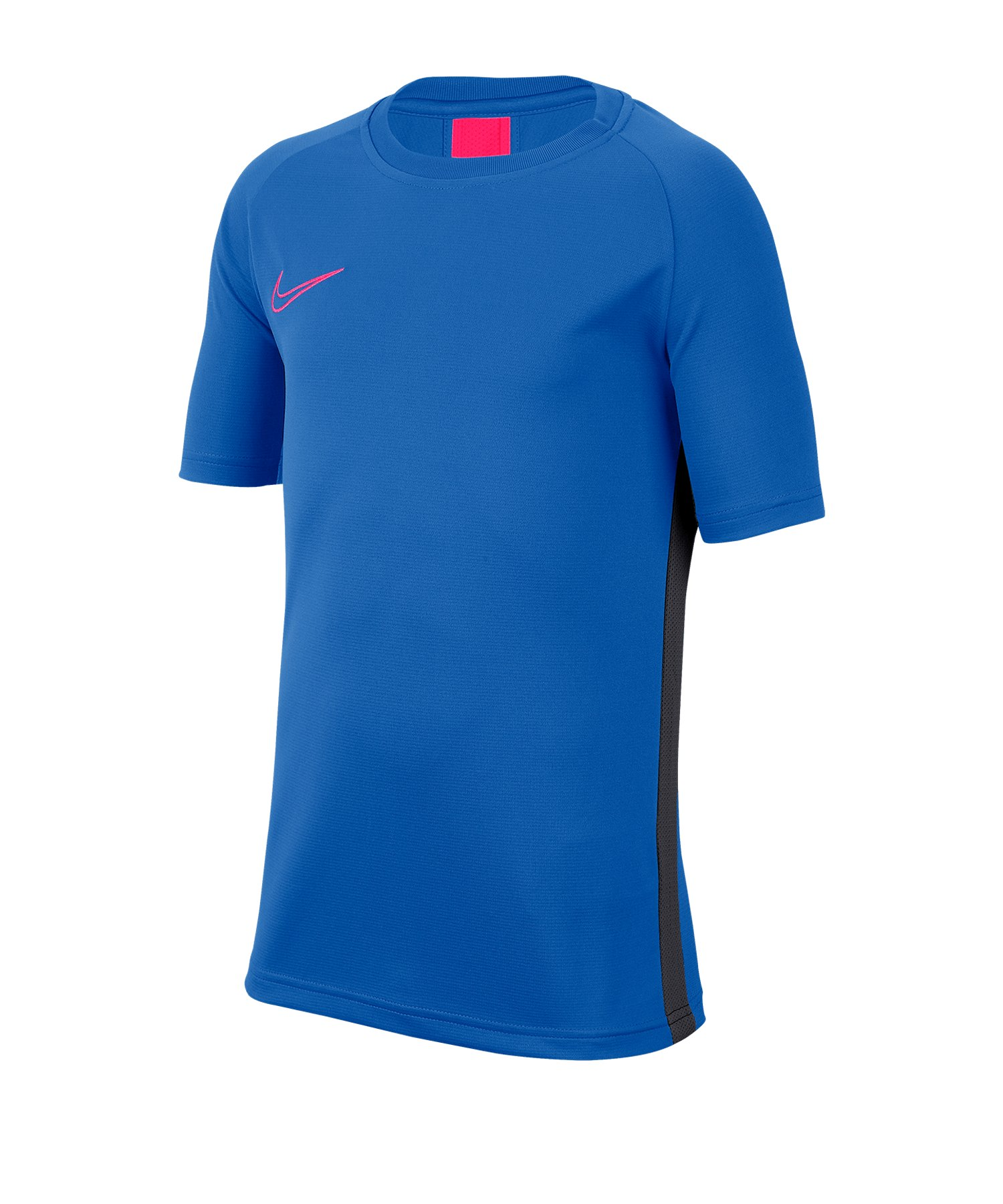 Nike Academy Dri-FIT Top T-Shirt Kids Blau F452 - blau