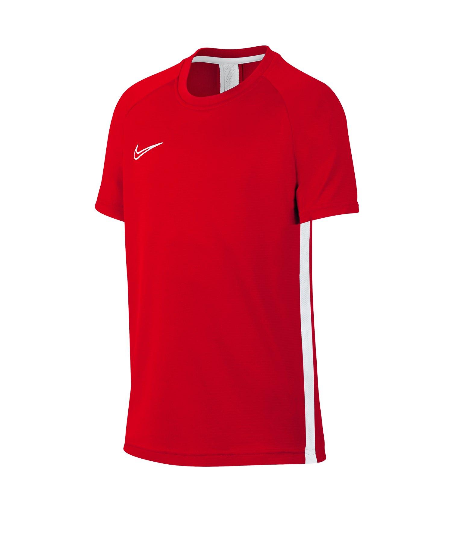 Nike Academy Dri-FIT Top T-Shirt Kids Rot F657 - rot