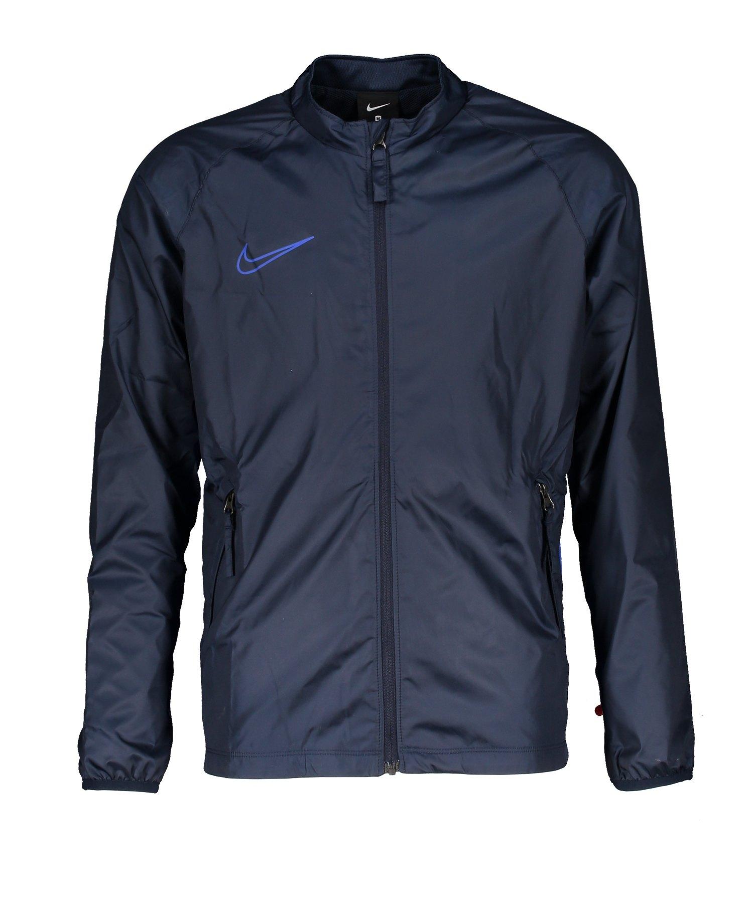 Nike Dry Academy Jacket Trainingsjacke Kids F451 - blau