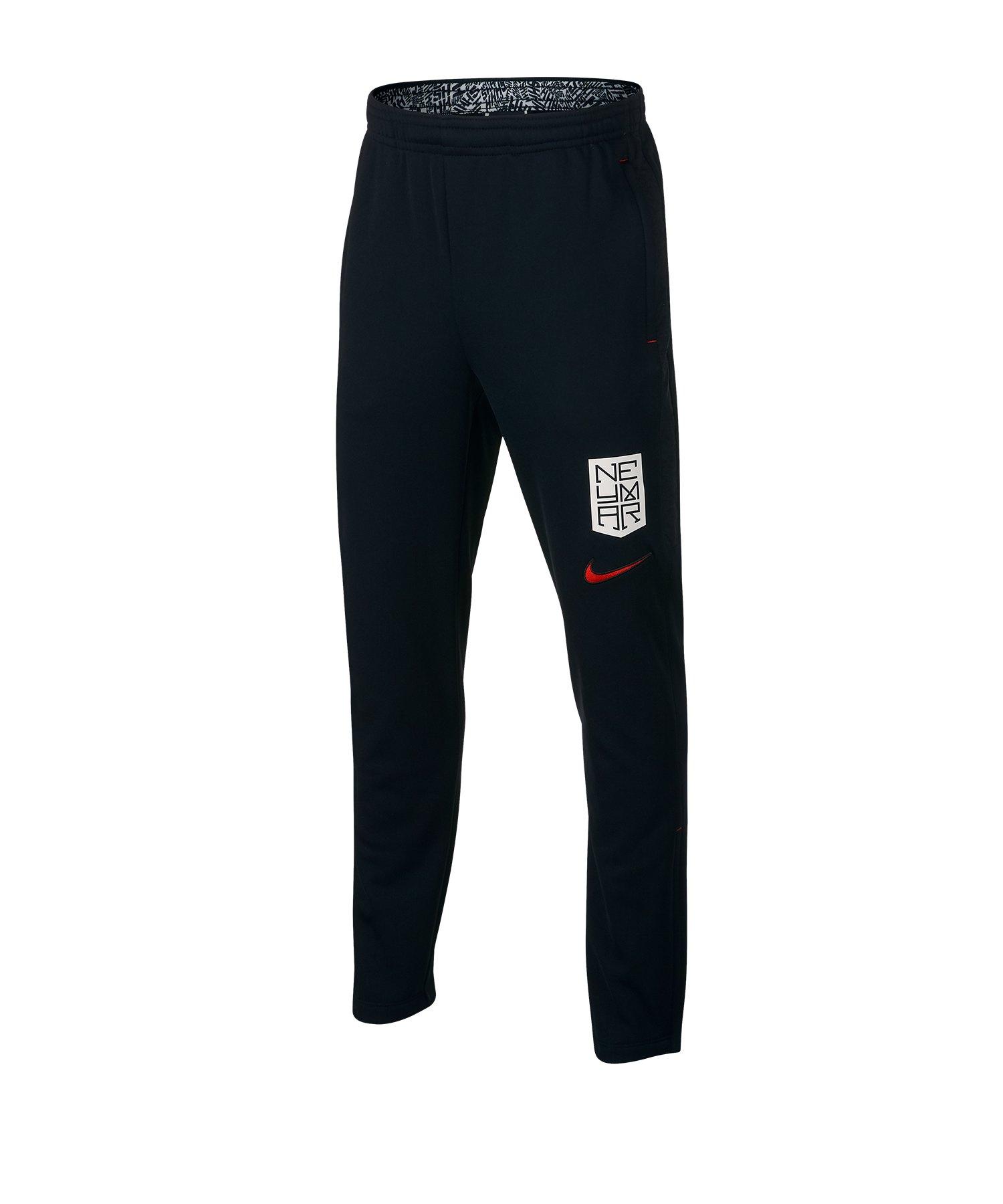 Nike Neymar Dry Pant Kids Schwarz F010 - schwarz