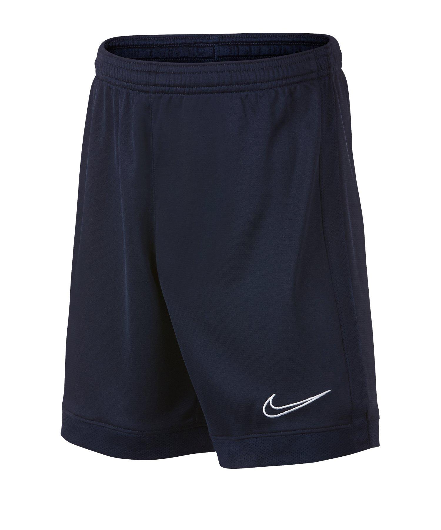 Nike Academy Dri-FIT Short Kids Blau F452 - blau