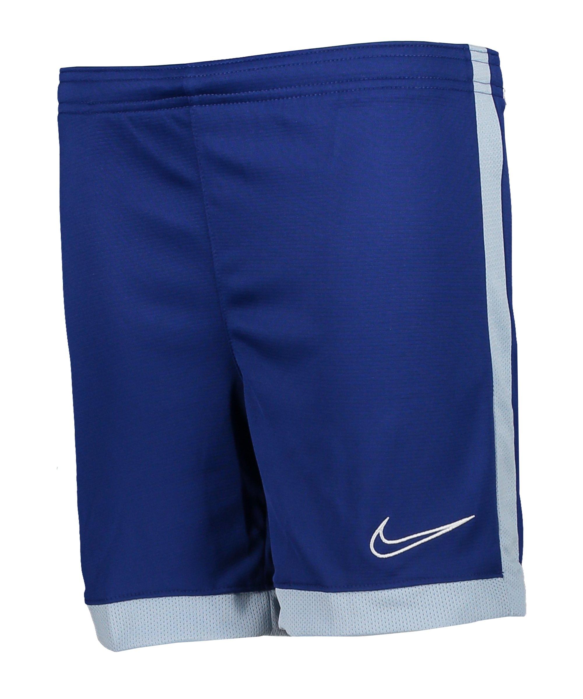 Nike Academy Dri-FIT Short Kids Blau F455 - blau