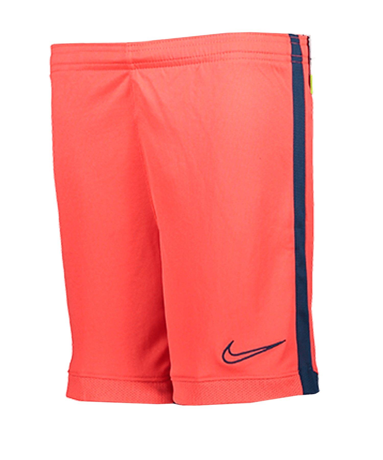 Nike Academy Dri-FIT Short Kids Rot F644 - rot