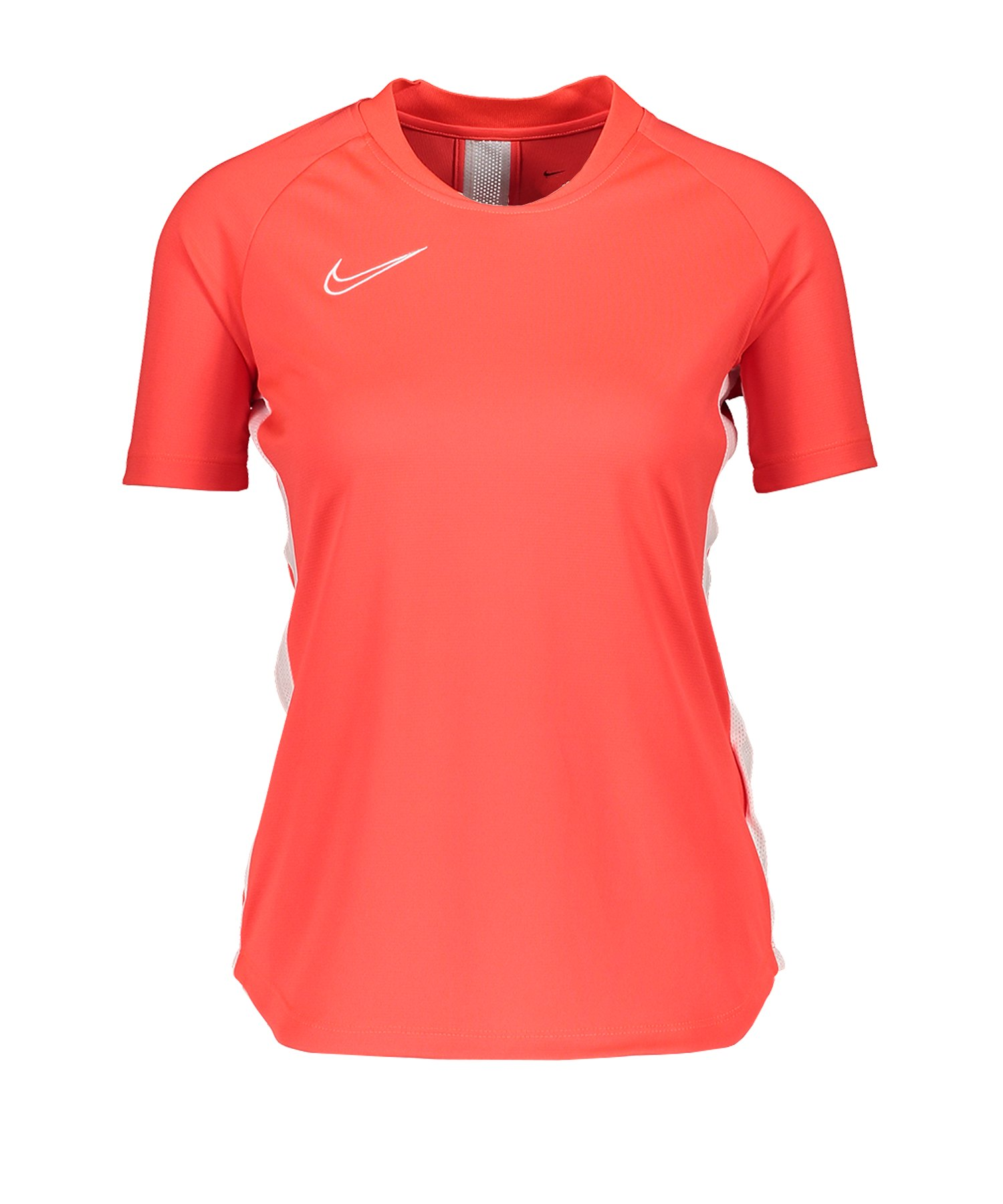 Nike Academy 19 Trainingsshirt kurzarm Damen F671 - rot