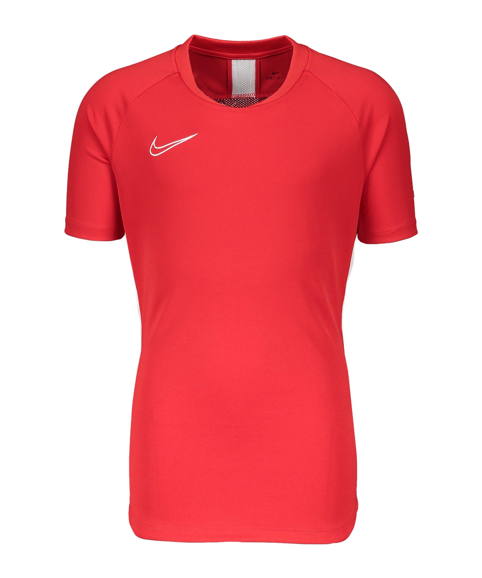 Nike Academy 19 Trainingsshirt SS Damen F657 - schwarz