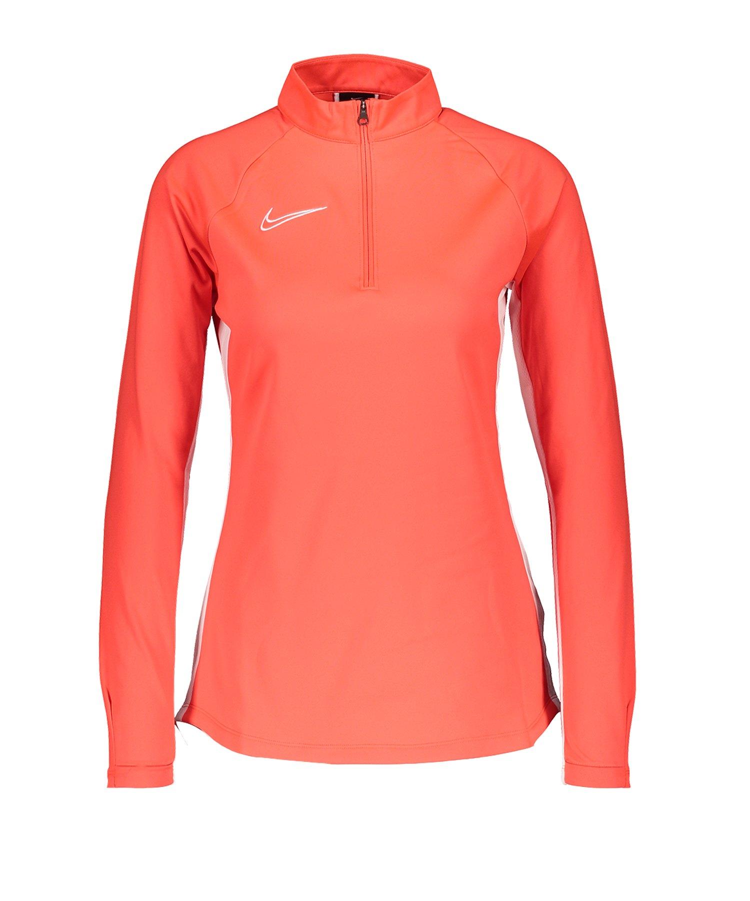 Nike Academy 19 Drill Top Sweatshirt Damen F671 - rot