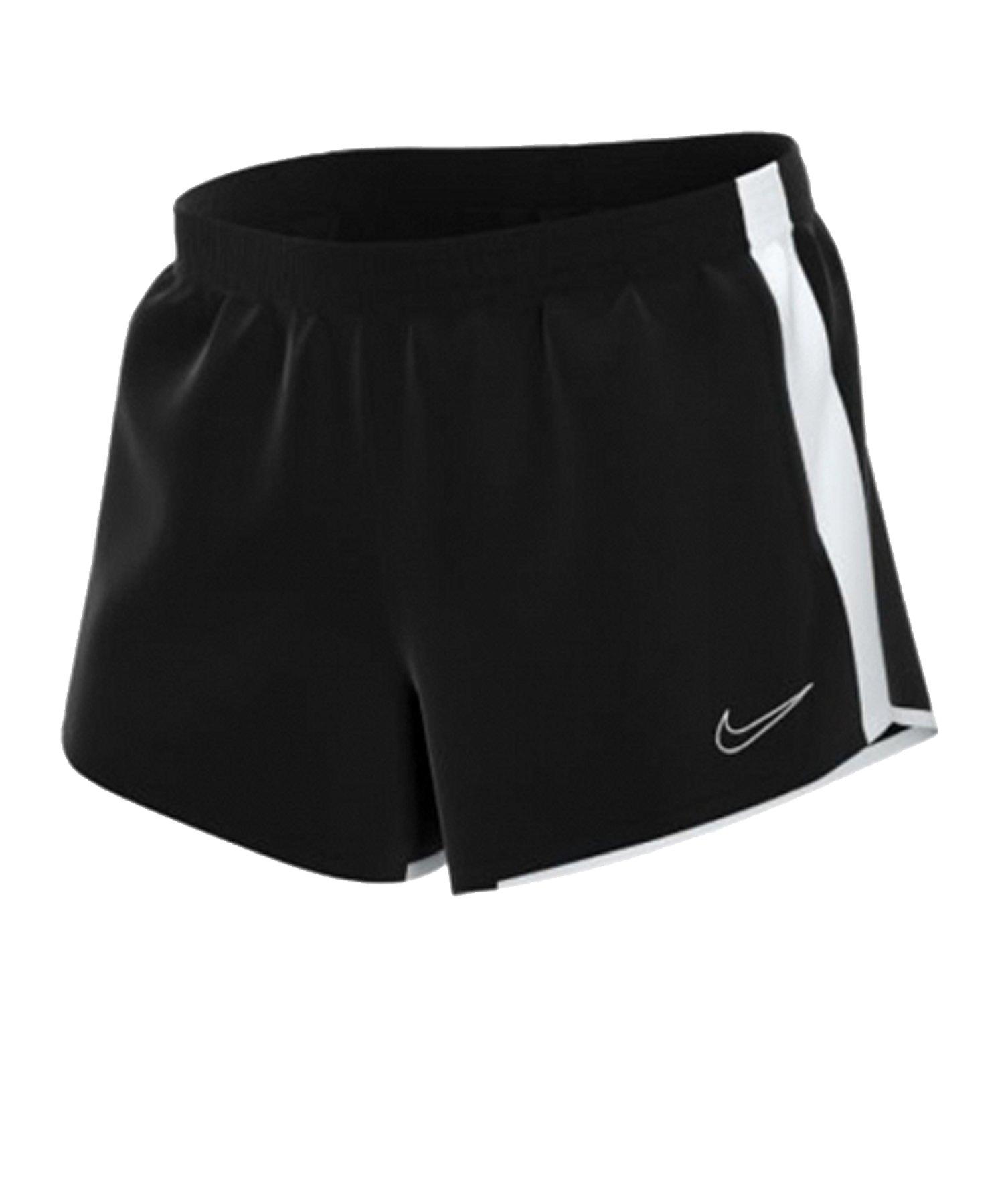 Nike Academy 19 Knit Short Damen F010 - schwarz