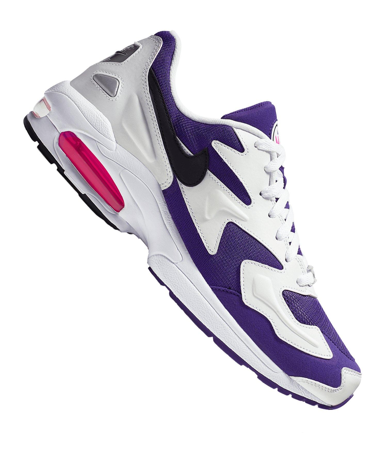 Nike Air Max2 Light Sneaker Weiss F103 - weiss