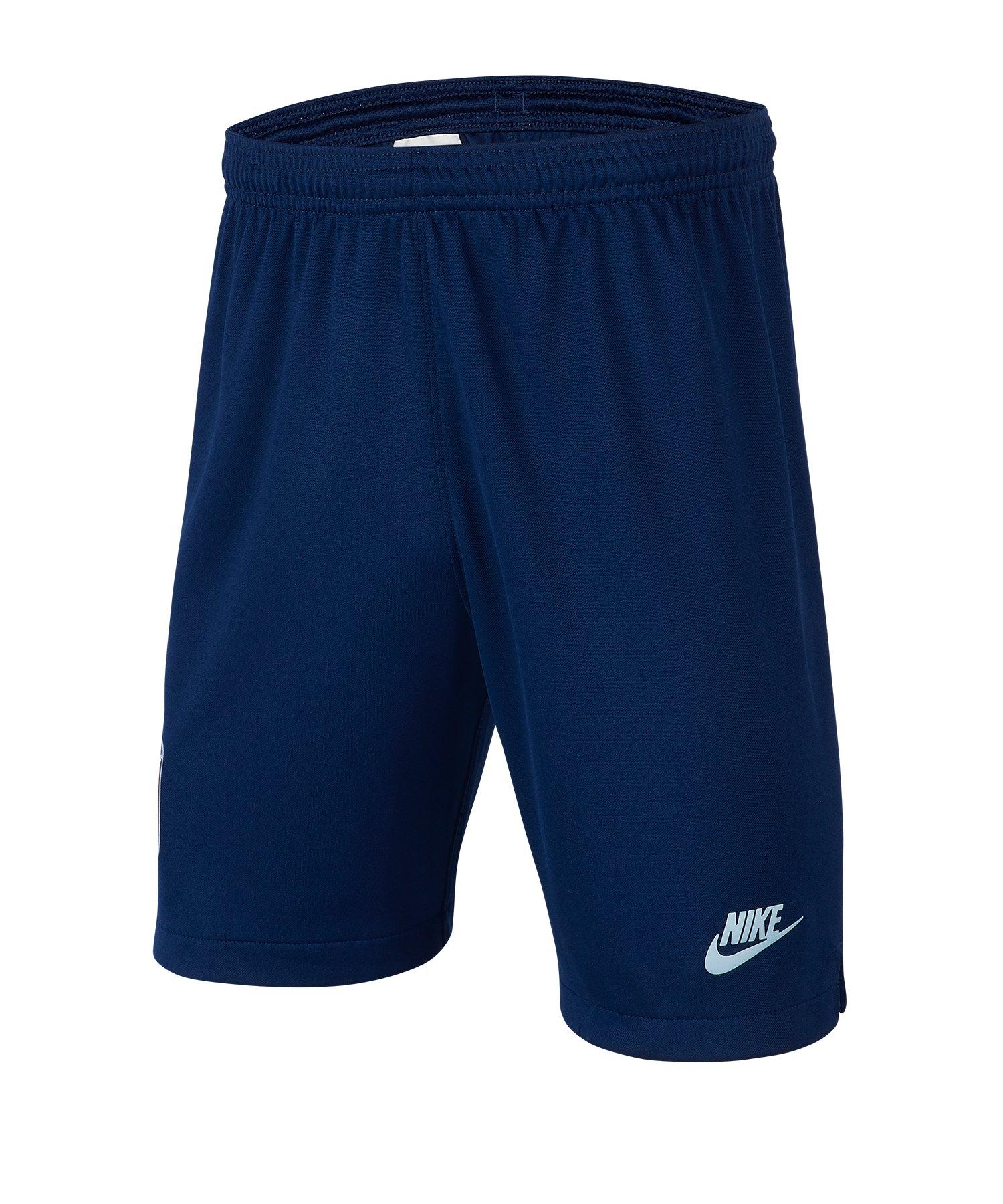 Nike Atletico Madrid Short Kids 19/20 Blau F492 - blau