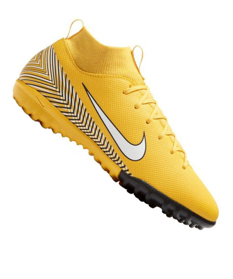 Nike Mercurial Superfly VI Academy NJR TF GS Kids F710 - gelb