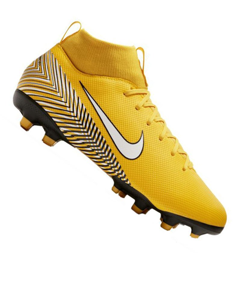 Nike Jr Mercurial Superfly VI Academy NJR MG Kids F710 - gelb
