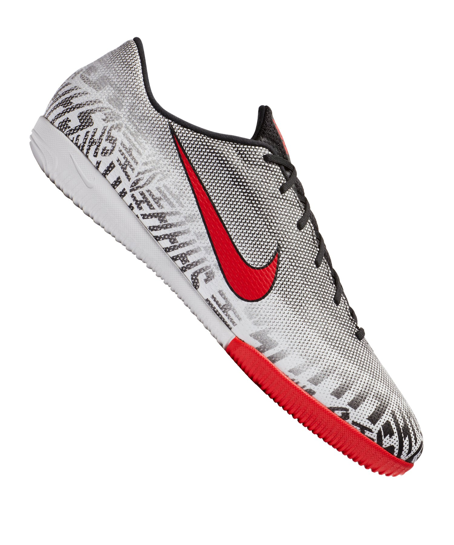 Nike Mercurial Vapor XII Academy NJR IC Weiss F170 - weiss