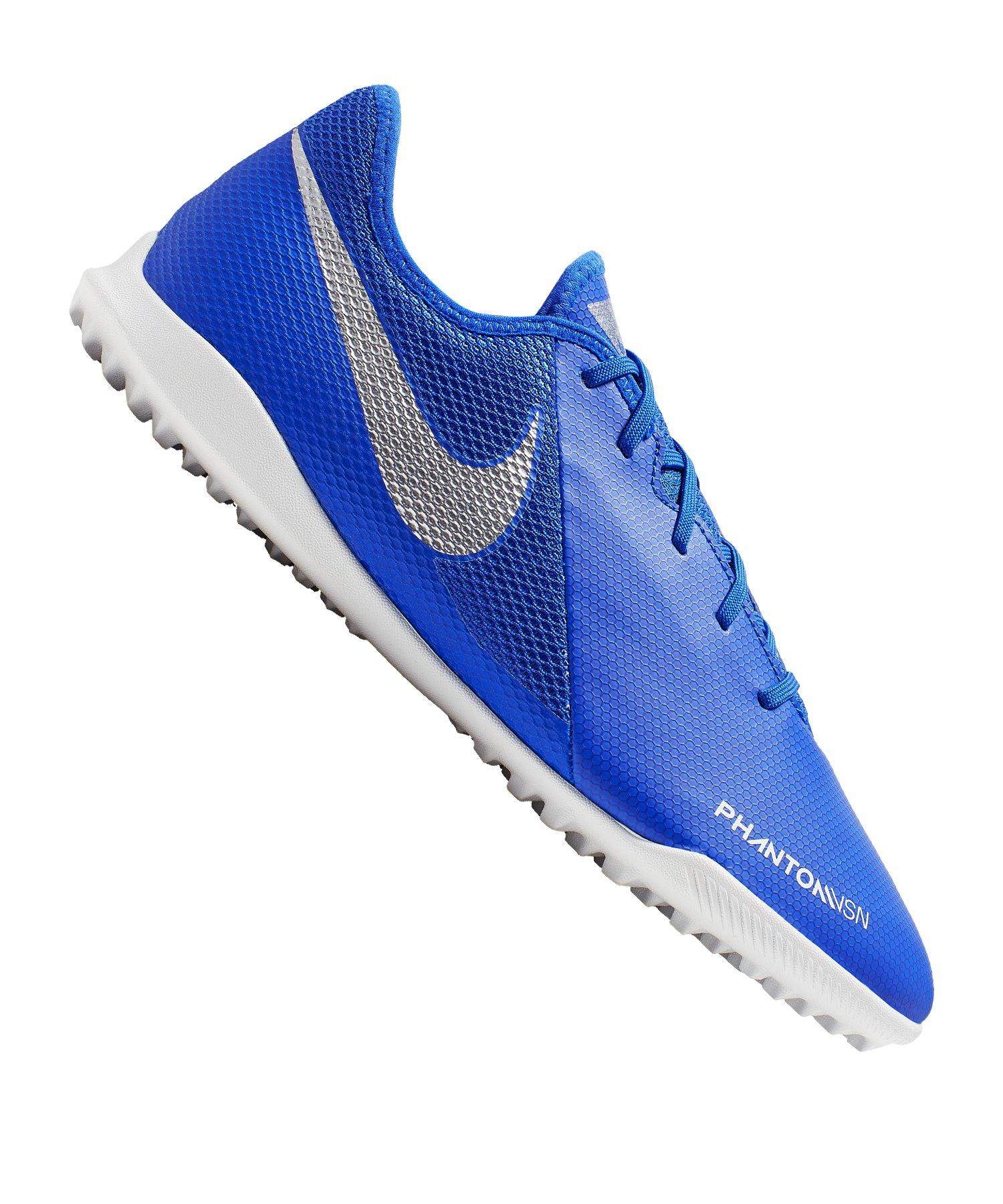 Nike Phantom Vision Academy TF Blau F410 - Blau