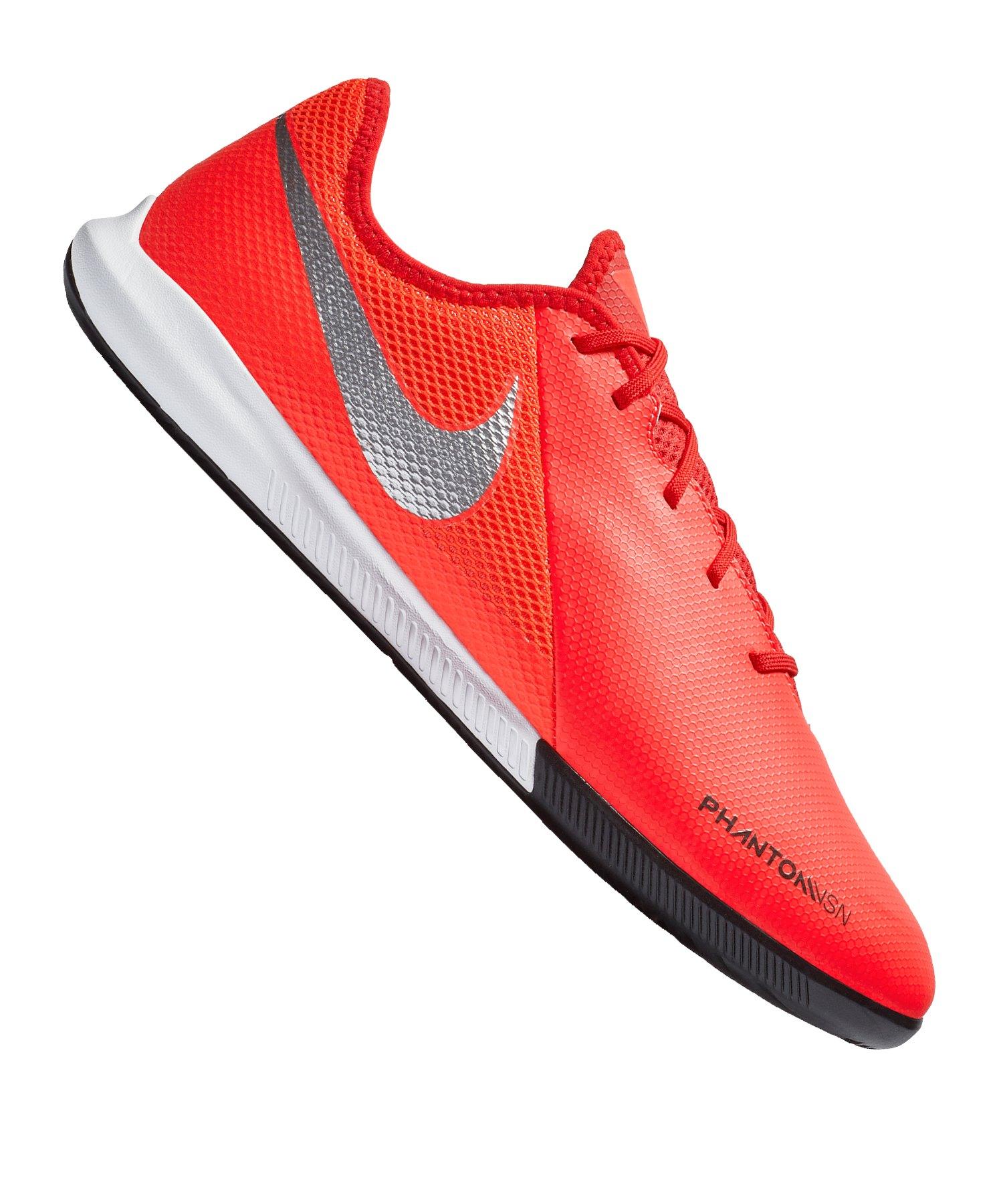 Nike Phantom Vision Academy IC Rot F600 - rot
