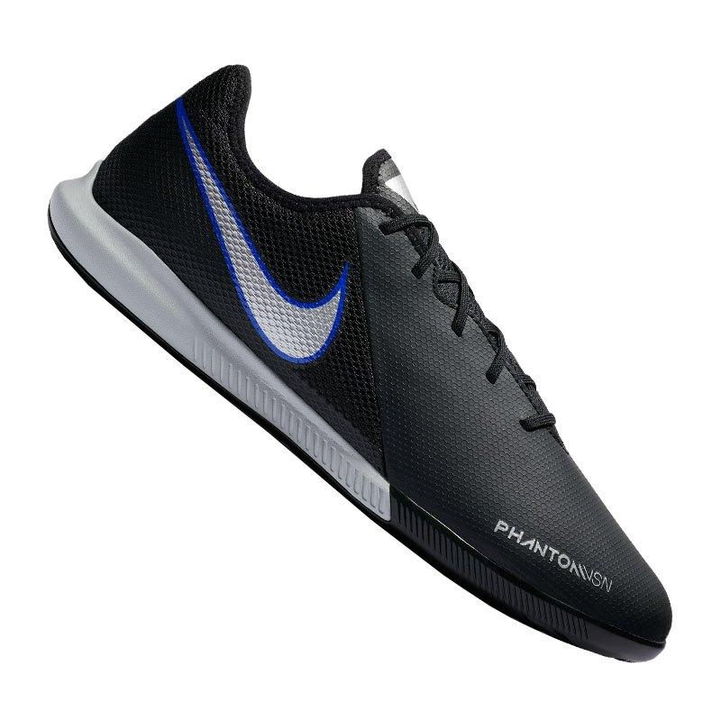 Nike Phantom Vision Academy IC Schwarz F004 - schwarz