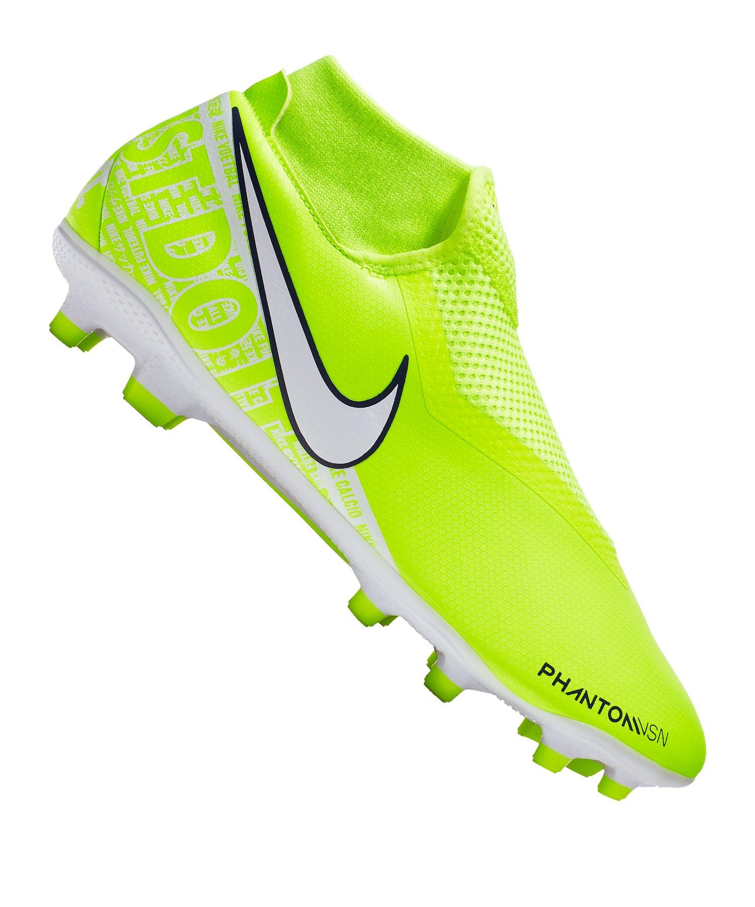 Nike Phantom Vision Academy DF MG Gelb F717 - gelb