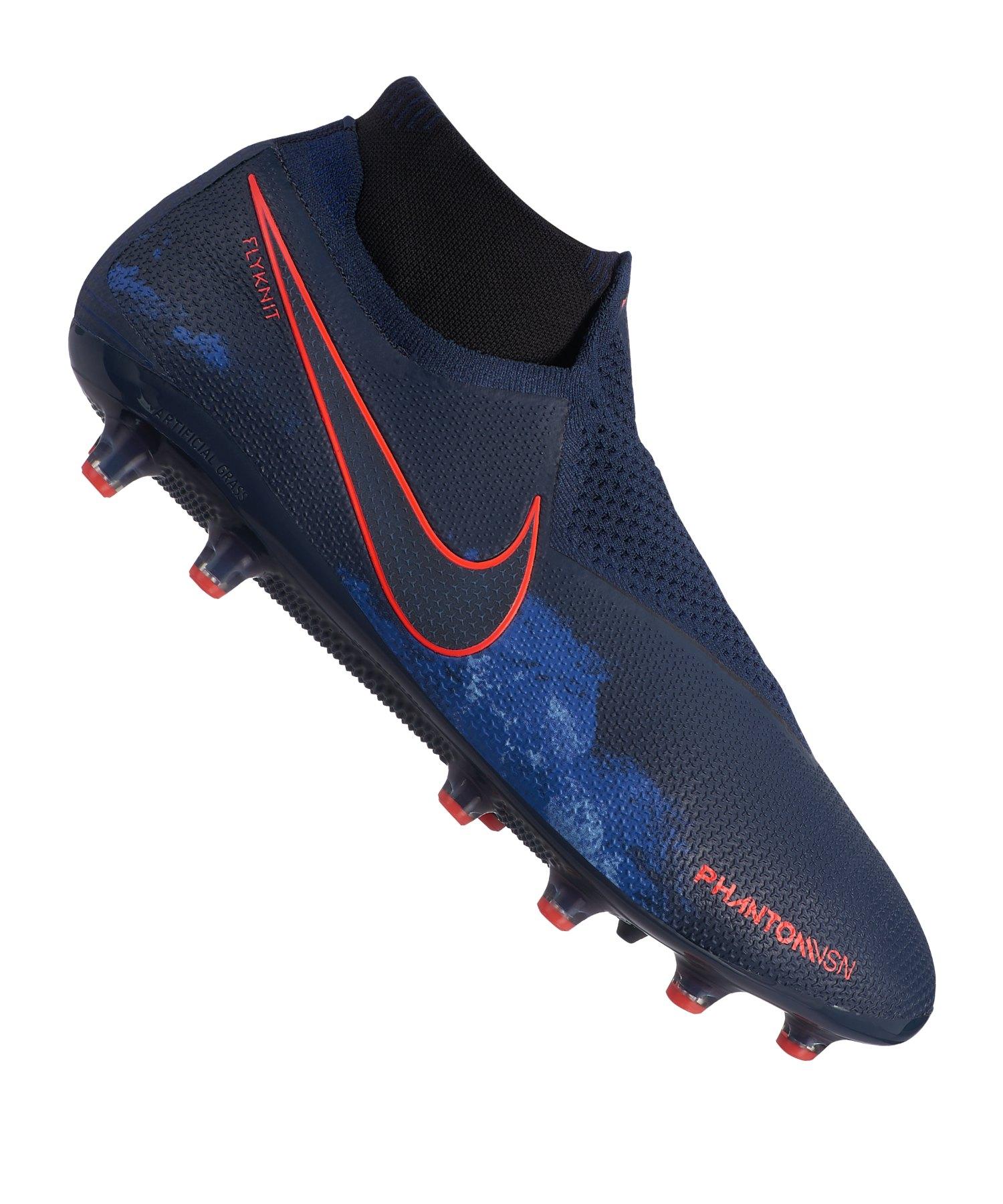 Nike Phantom Vision Elite AG-Pro Blau F440 - blau