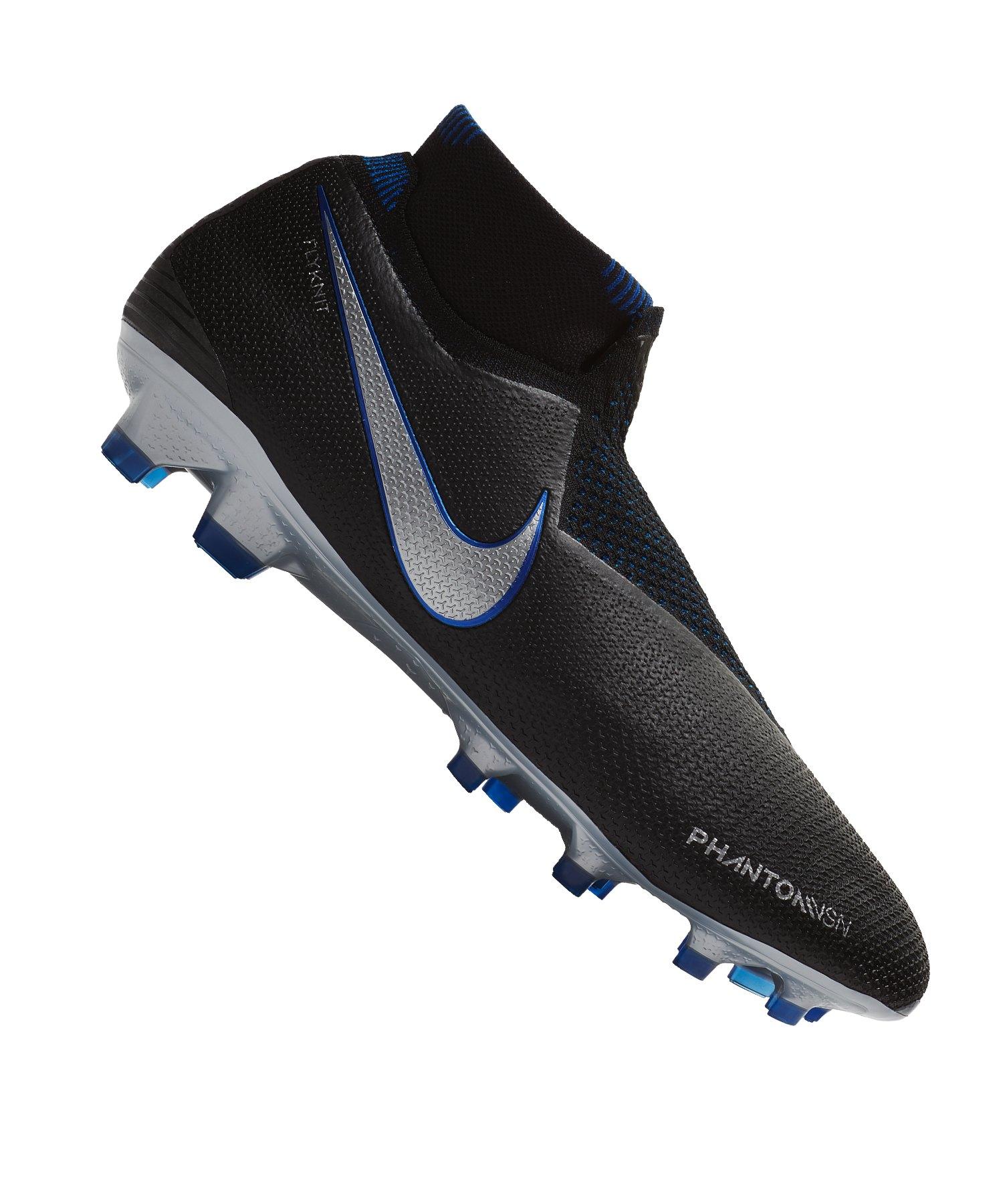Nike Phantom Vision Elite FG Schwarz F004 - schwarz