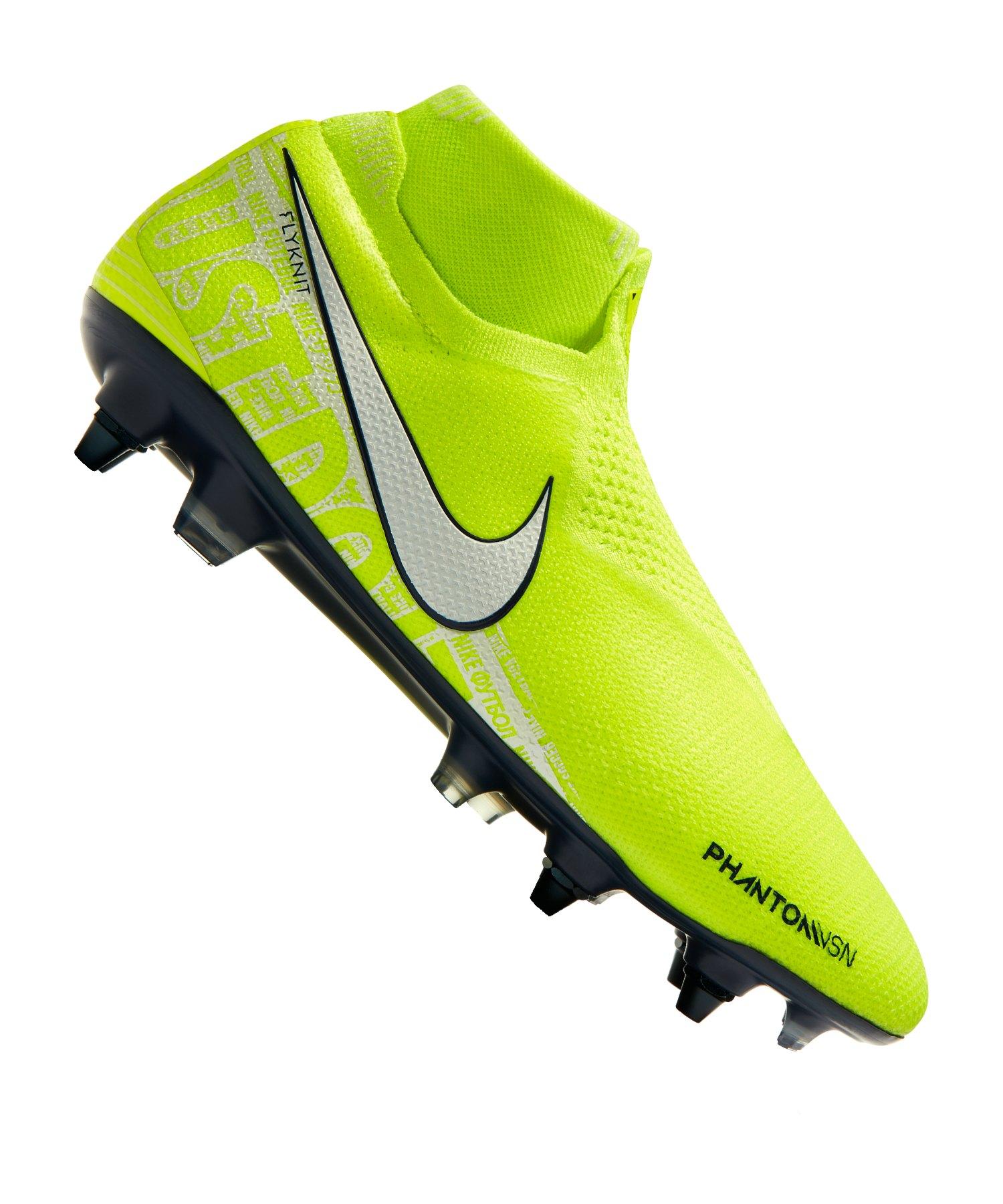 Nike Phantom Vision Elite SG-Pro Anti Clog F717 - gelb