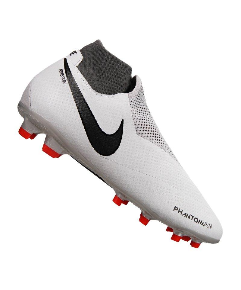 Nike Phantom Vision Pro FG Silber F060 - silber