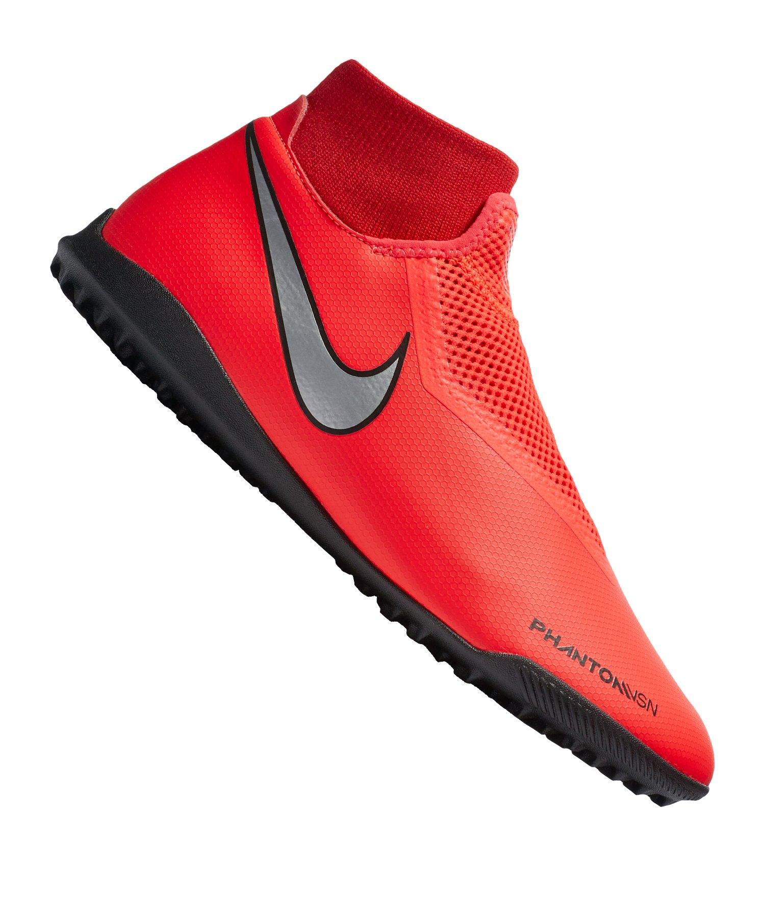 Nike Phantom Vision Academy DF TF Rot F600 - rot