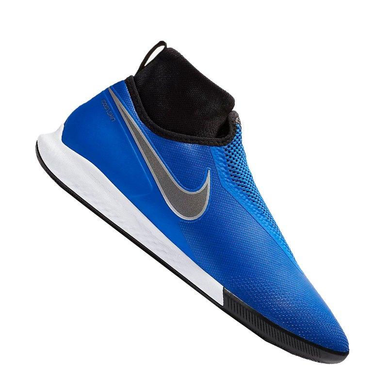 Nike Phantom Vision React Pro IC Blau F400 - blau