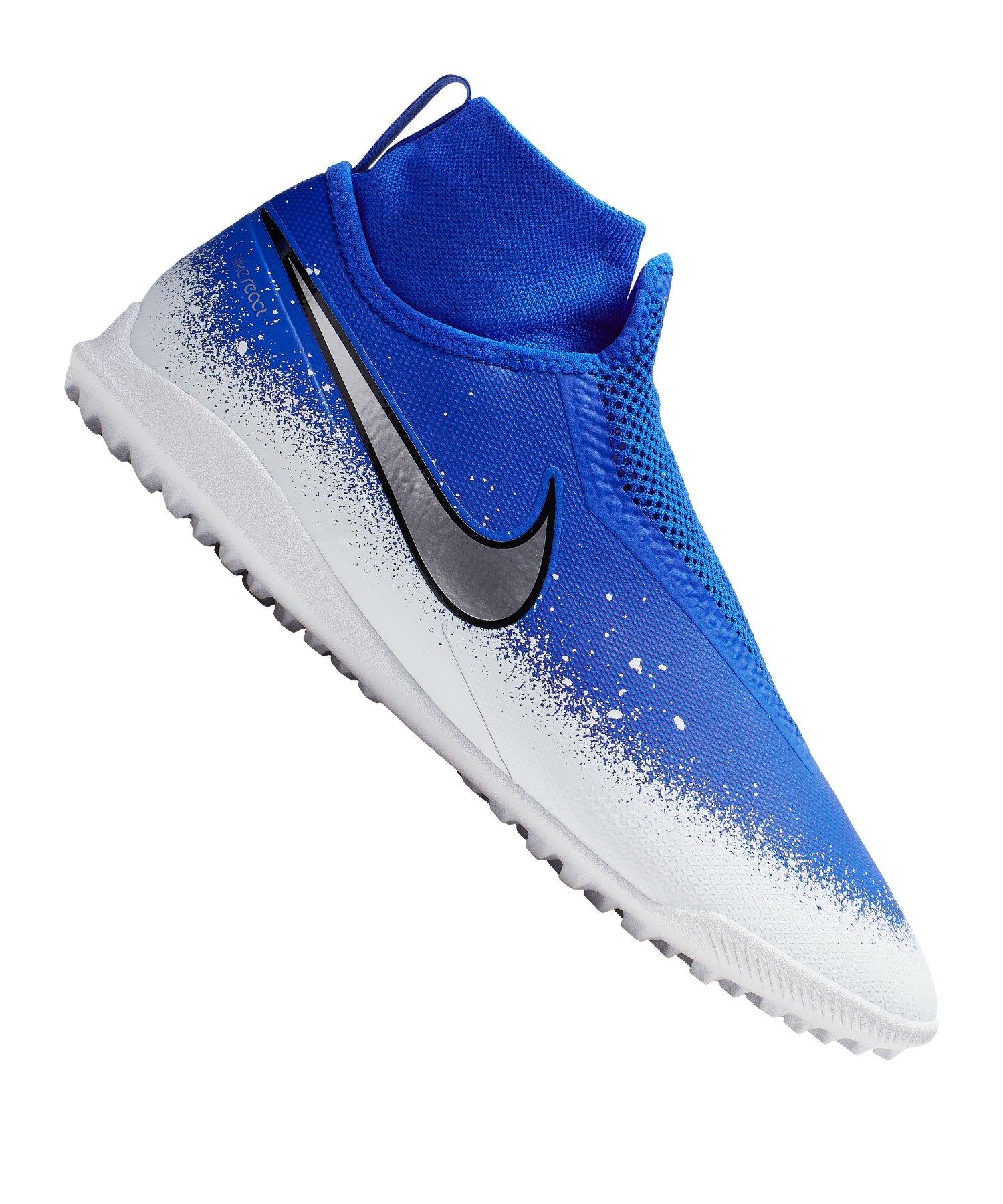 Nike Phantom Vision React Pro TF Blau F410 - blau