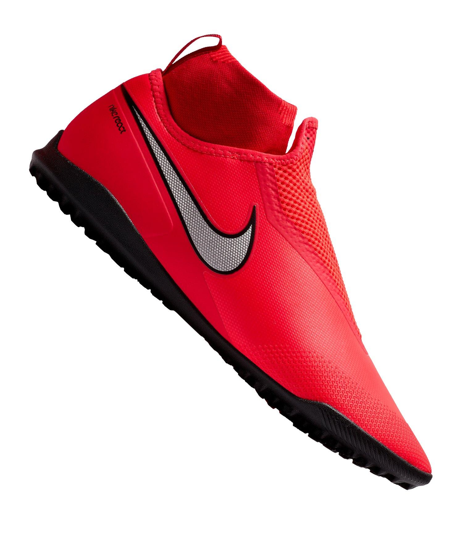 Nike Phantom Vision React Pro TF Rot F600 - rot