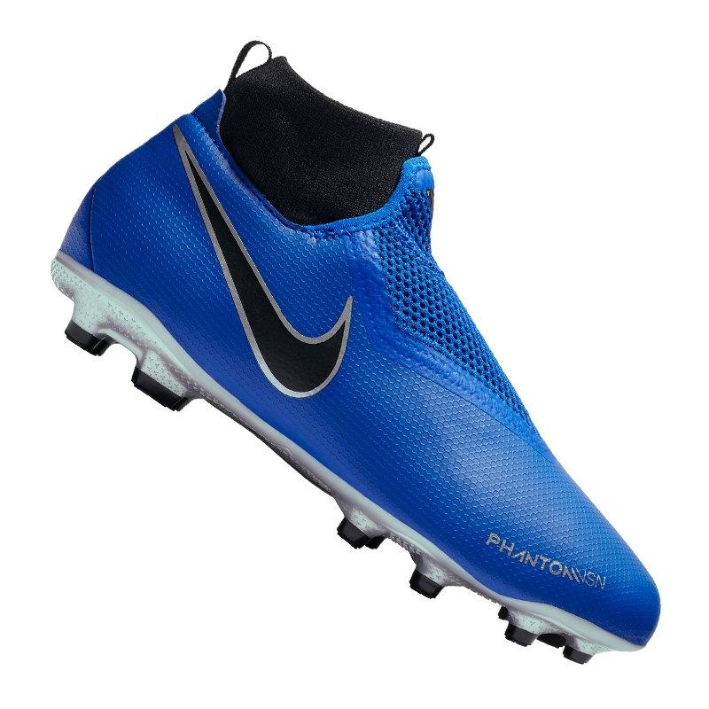 Nike Jr Phantom Vision Academy DF MG Kids Blau F400 - blau