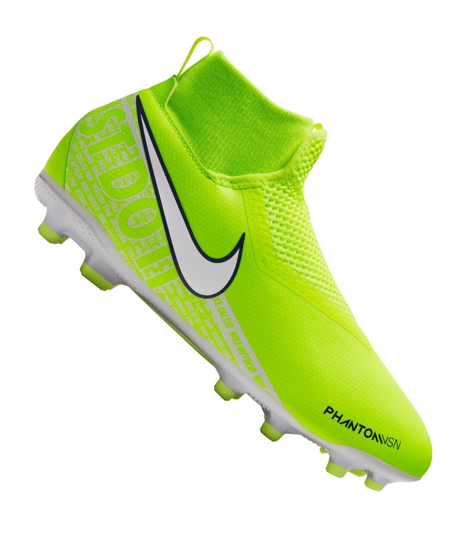 Nike Phantom Vision Academy DF MG Kids Gelb F717 - gelb