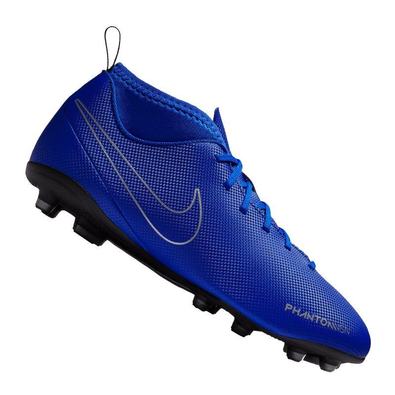 Nike Jr Phantom Vision Club DF MG Kids Blau F400 - blau