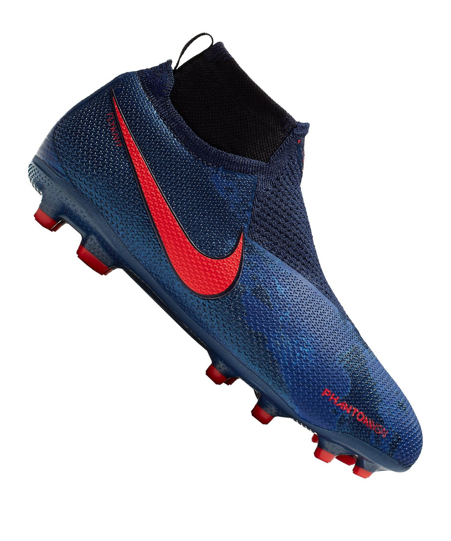 Nike Phantom Vision Elite MG Kids Blau F440 - blau