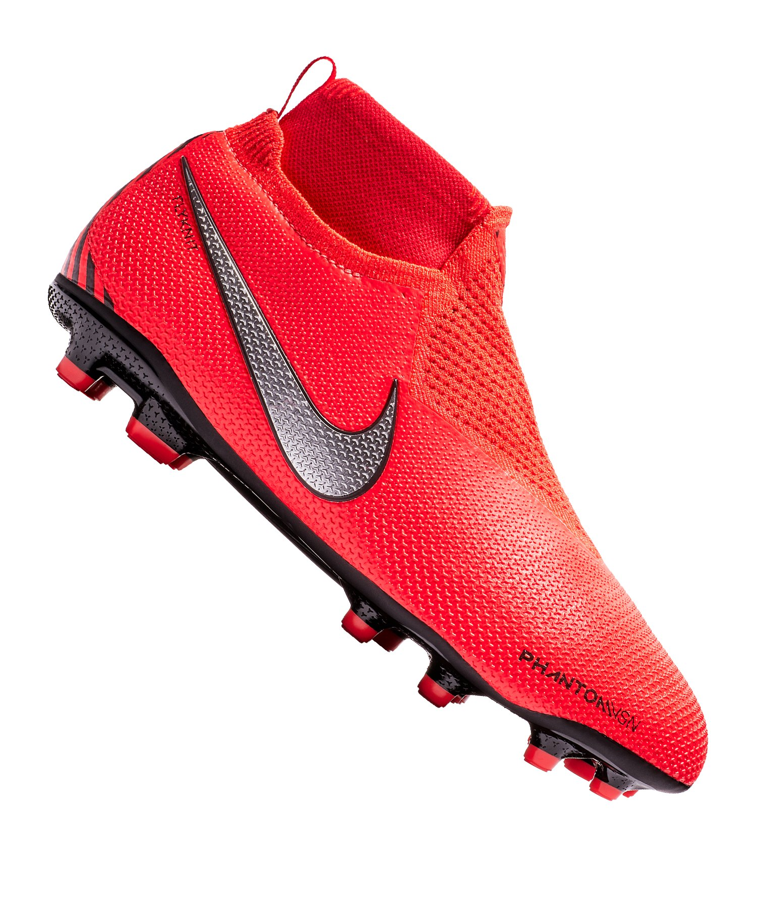 Nike Phantom Vision Elite MG Kids Rot F600 - rot