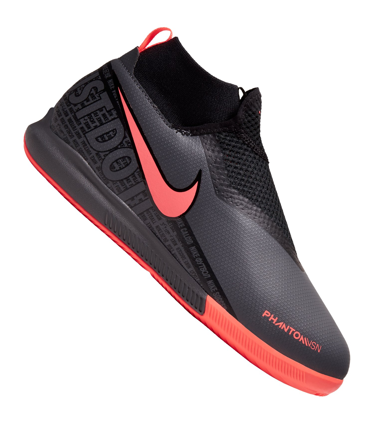 Nike Jr Phantom Vision Academy DF IC Kids F080 - grau