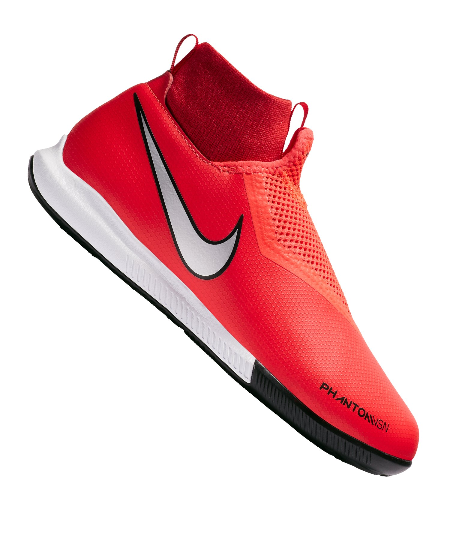 Nike Jr Phantom Vision Academy DF IC Kids F600 - rot