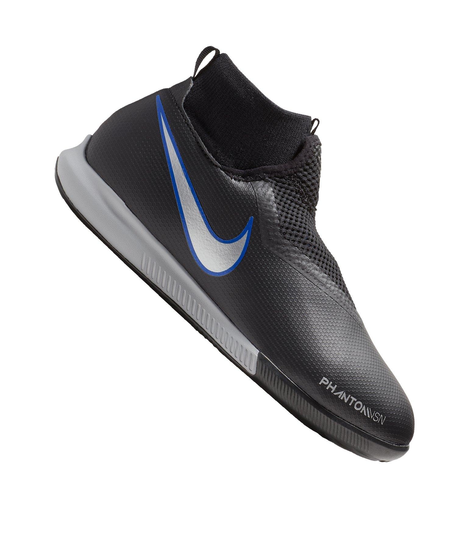 Nike Jr Phantom Vision Academy DF IC Kids Schwarz F004 - schwarz