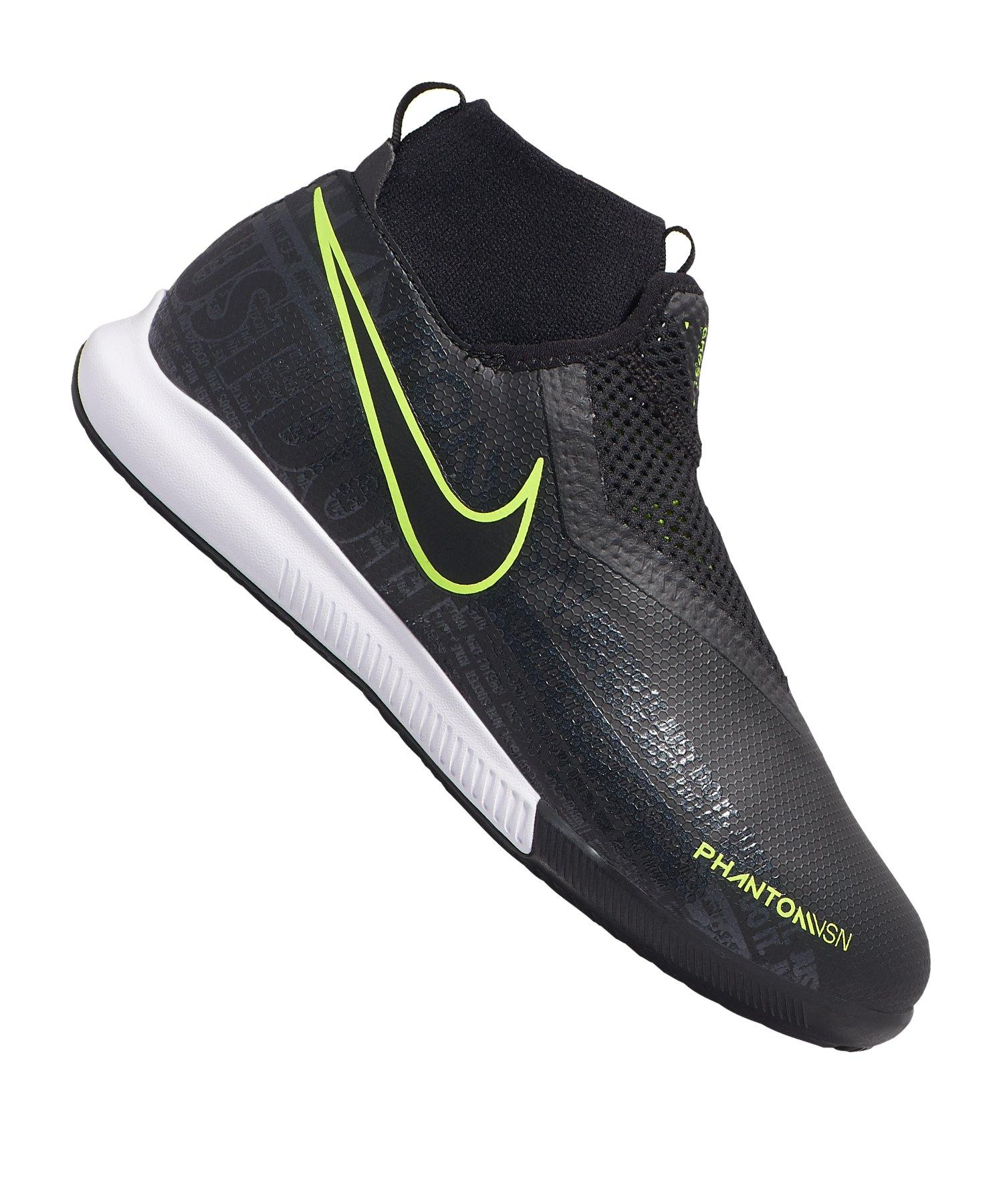 Nike Phantom Vision Academy DF IC Kids F007 - schwarz