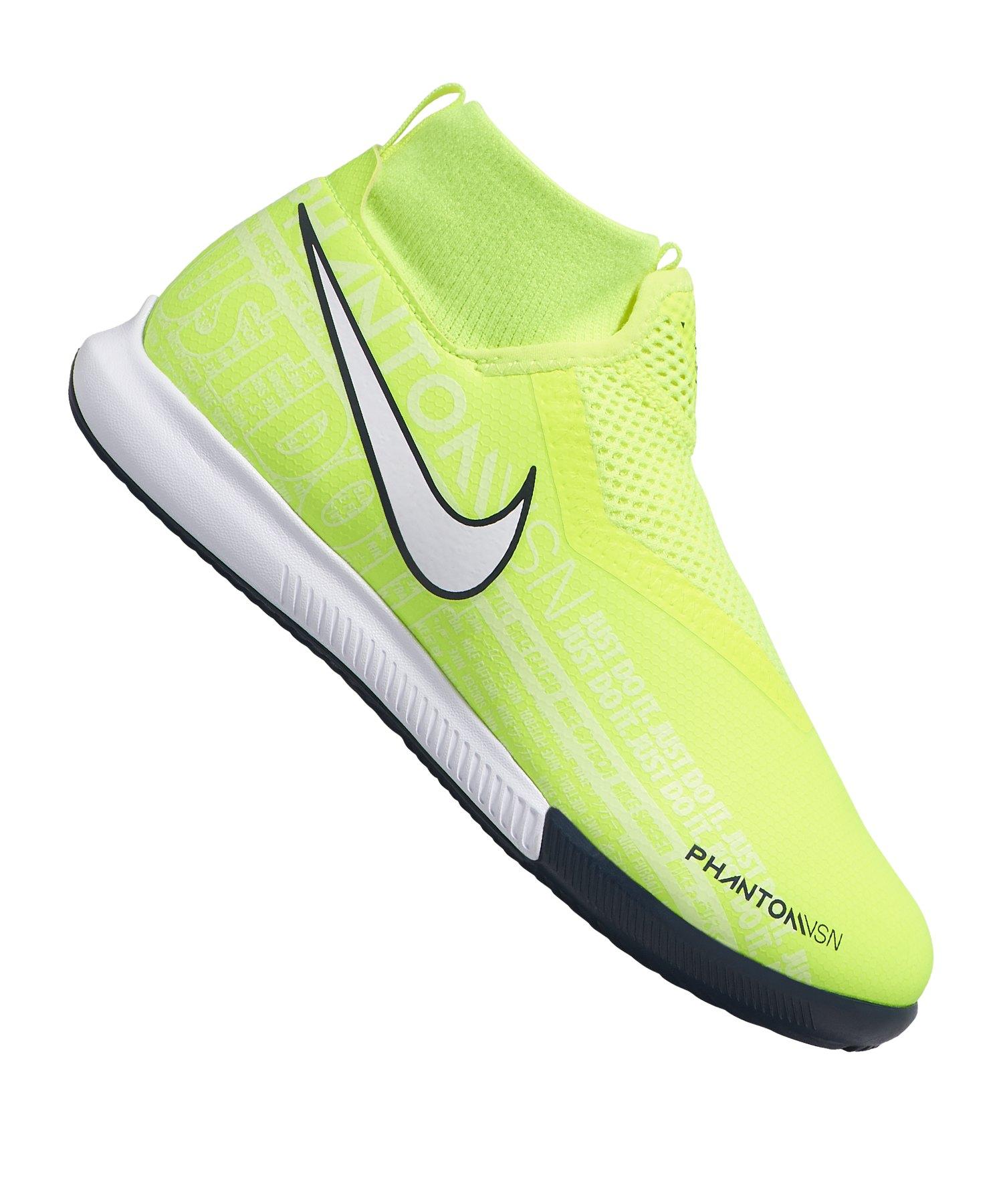 professionelle Website Top Design begrenzte garantie Nike Phantom Vision Academy DF IC Kids Gelb F717
