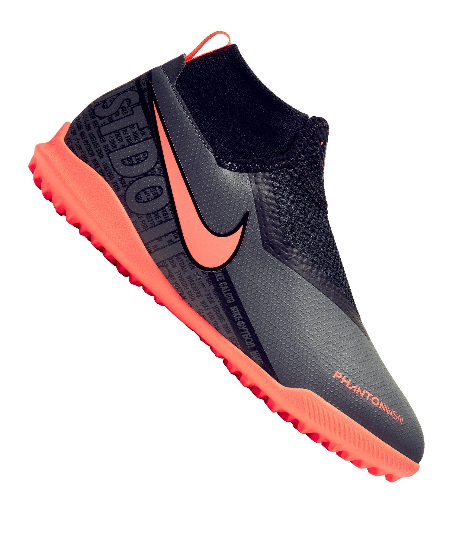 Nike Jr Phantom Vision Academy DF TF Kids F080 - grau