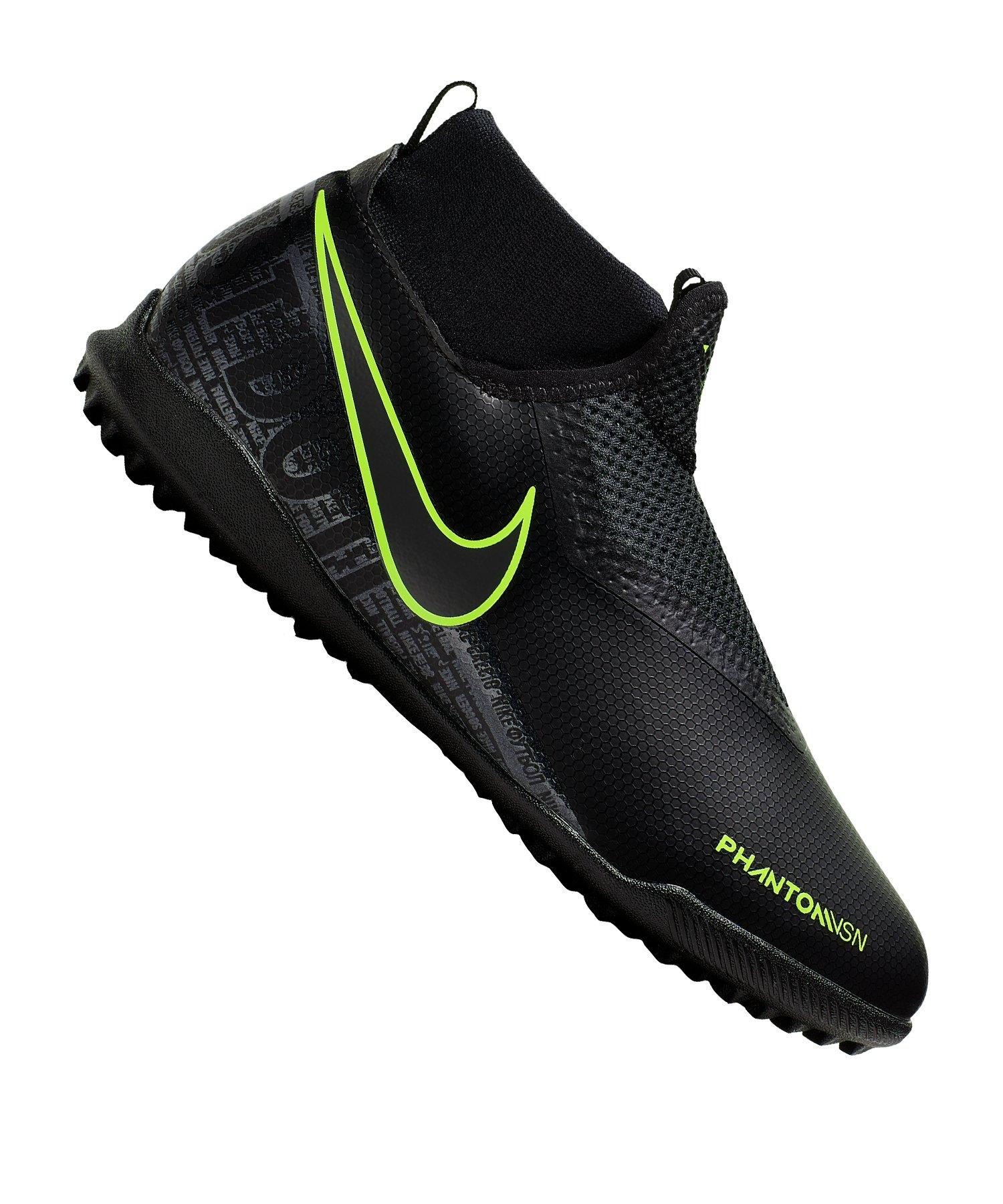Nike Phantom Vision Academy DF TF Kids F007 - schwarz
