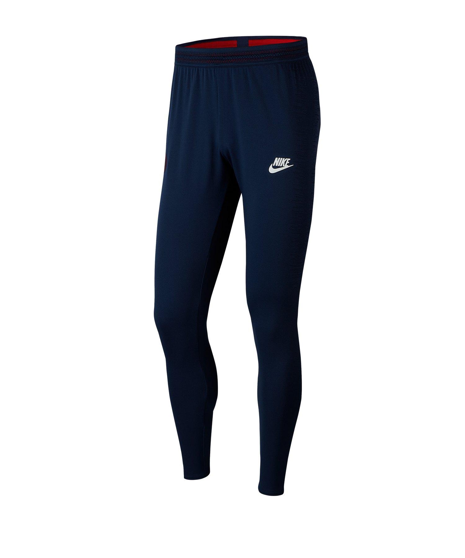 Nike Paris St. Gemain Authentic Trainingshose F410 - blau