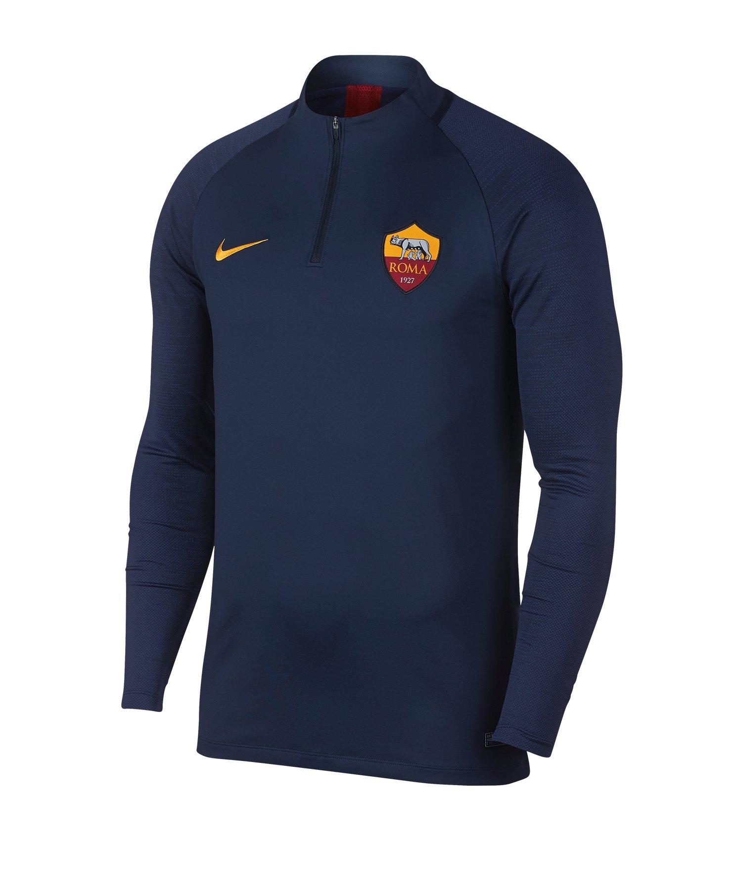 Nike AS Rom Dry Drill Top Blau F475 - Blau