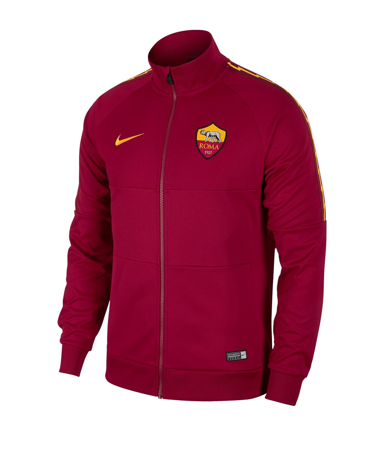 Nike AS Rom I96 Jacke Rot F677 - Rot